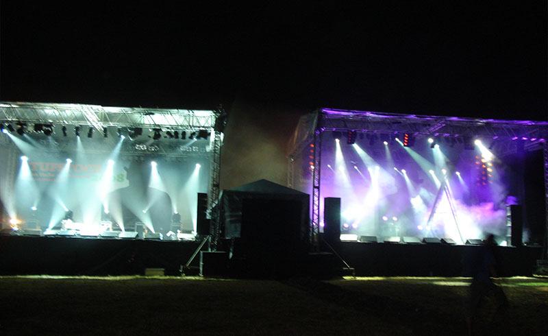 Organizare Spectacole Vama Veche eveniment pe plaja