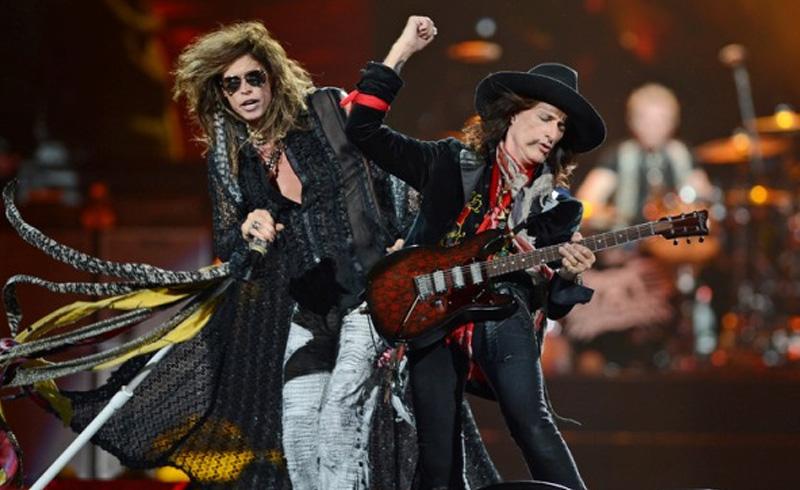 Organizare spectacole Aerosmith Concert Bucuresti