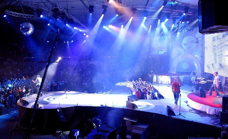 Organizare Evenimente Spectacole Live Sala Polivalenta