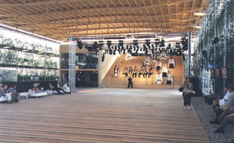 Productie Standuri Targuri si Expozitii Expo Hannover Expozitia Mondiala
