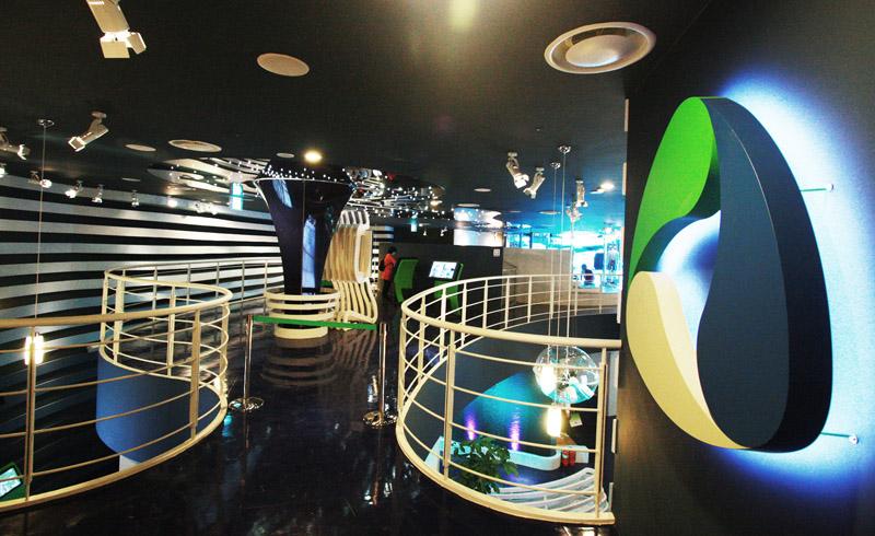 Productie Standuri Targuri si Expozitii Aichi Japonia stand Romania