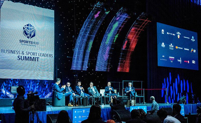 Organizare Conferinte Sumit Sport Leaders