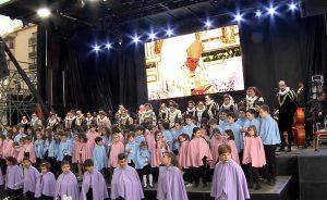 Productie Spectacole 2019 Vizita Papei Francisc Scena Mobila