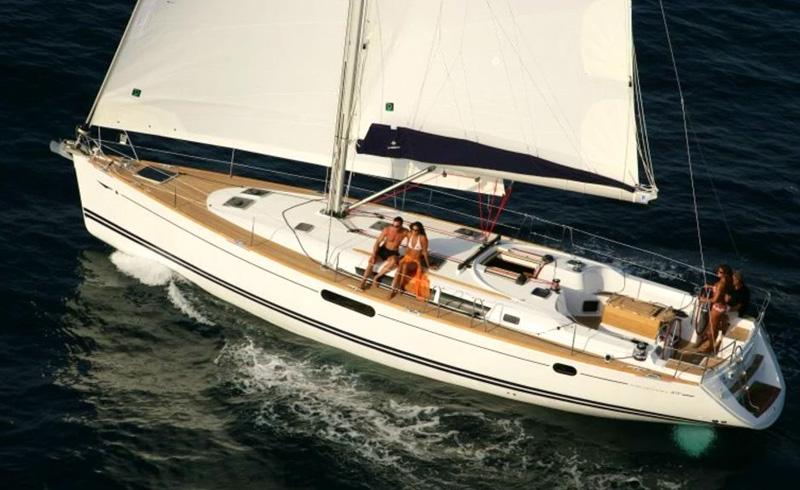 Ambaractiune Sailing Yachr 49'