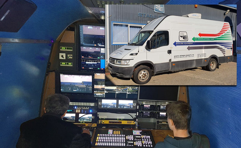 Car-HD-Ob-Van-Car-de-televiziune Filme Corporate