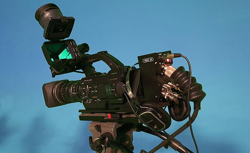 Control camera Filme Corporate produs Stage Expert
