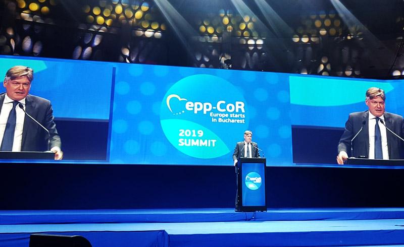Organizare Conferinte Congrese Summit EPP 2019