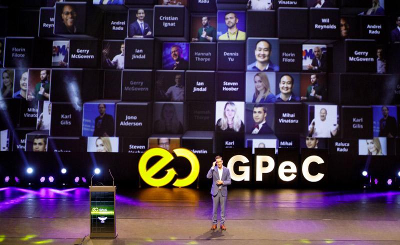 Videoproiectie Teatrul National Gpec