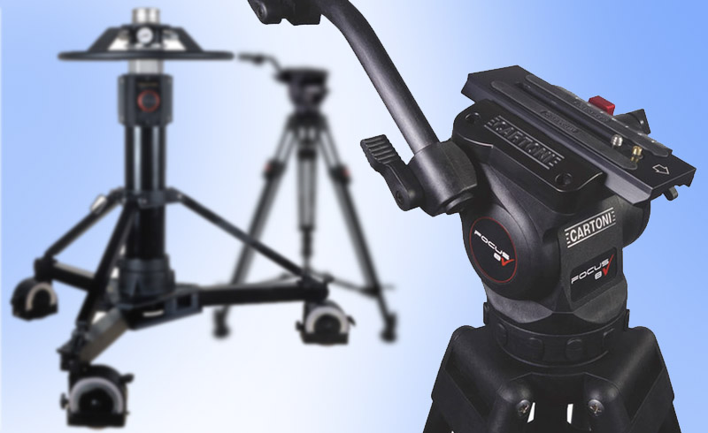 Productie Video Stative Tripod camera