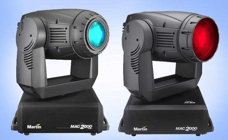 Lumini Profesionale Lights Moving Head Lumini Martin Mac 2000, Mac Aura, Mac Quantum