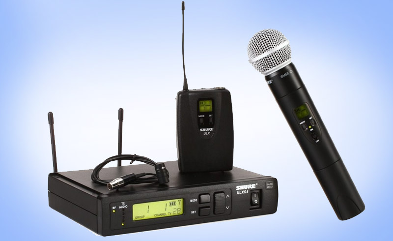 Microfon-wireless-Shure-ULX