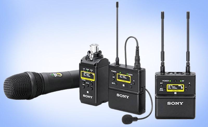 Microfon-wireless-digital-SONY-UWP-