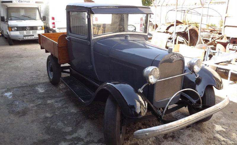 Inchiriere Masini de epoca Ford E 1920