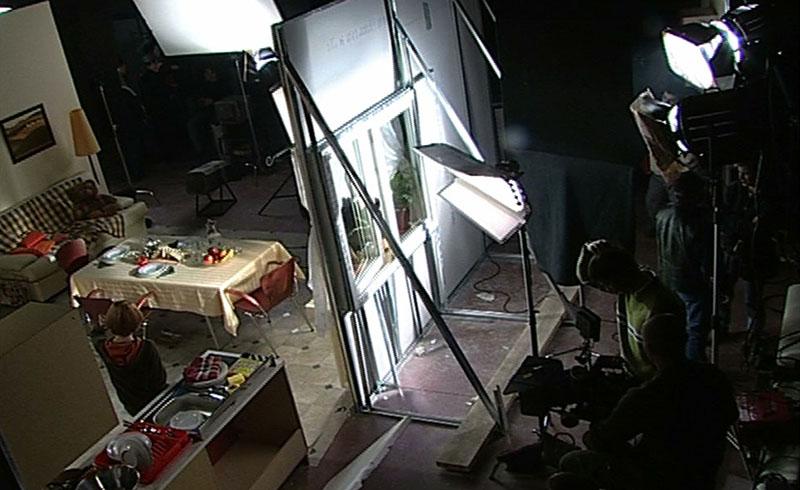 Lumini Filmare Conventionale VideoClip, Spot TV,