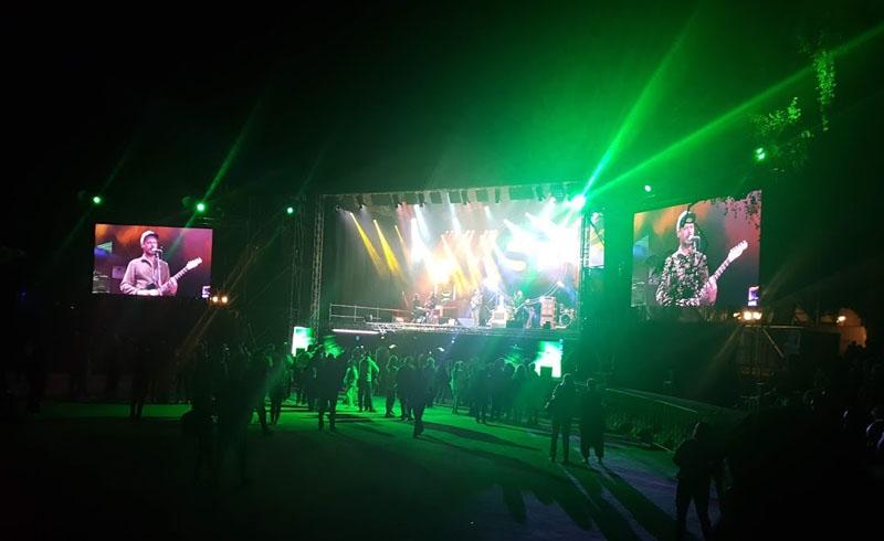 Inchiriere Scene Festival Sinaia Forever