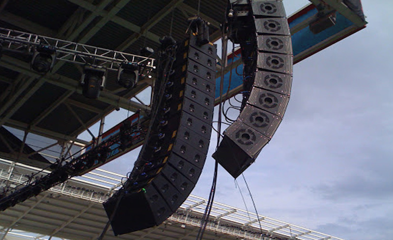 Sonorizare Evenimente Line Array