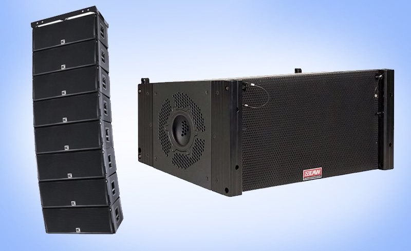 Sonorizare Evenimente Line Array KF760